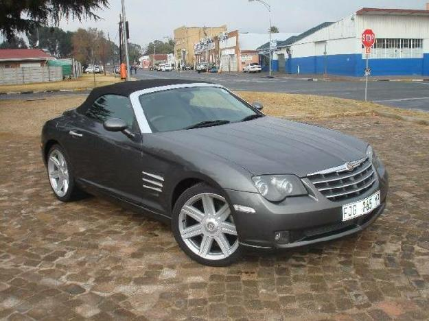 chrysler crossfire 3.2 v6 roadster #1
