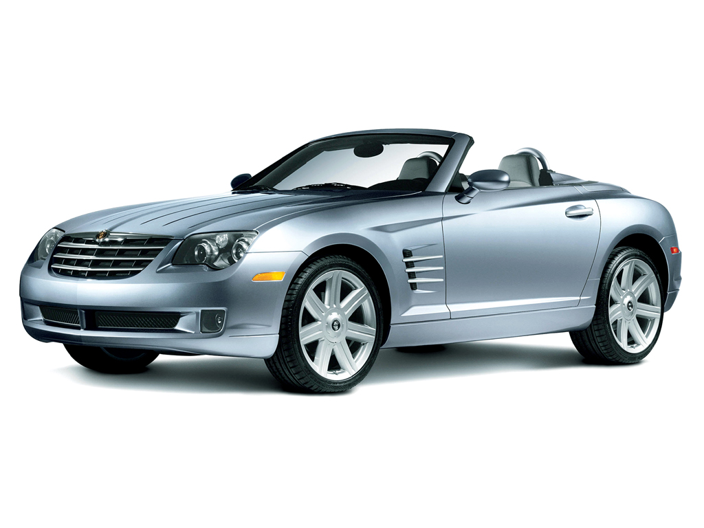 chrysler crossfire 3.2 v6 roadster #2
