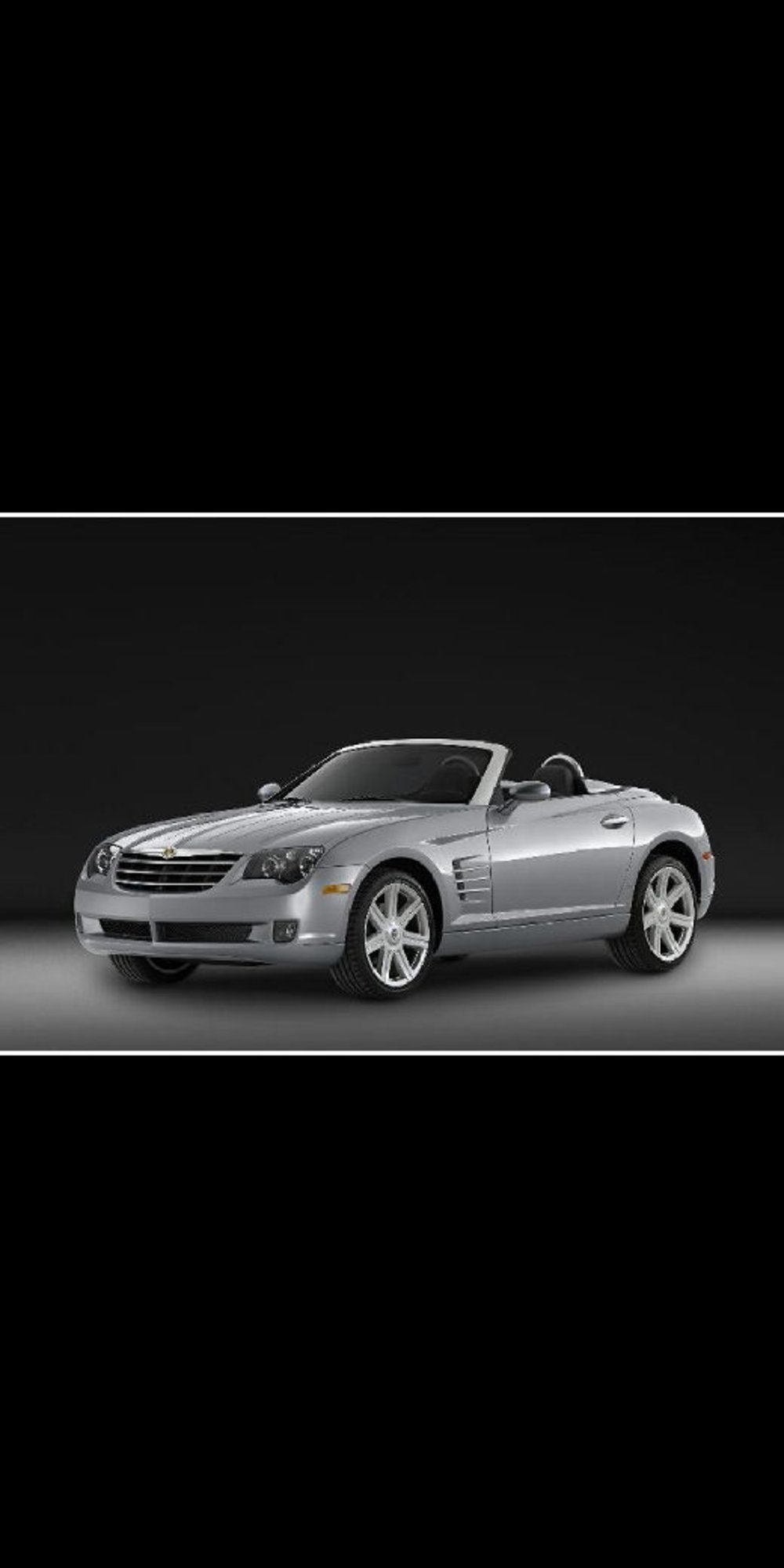 chrysler crossfire 3.2 v6 roadster #4