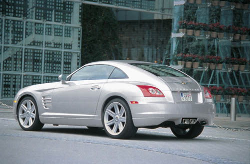 chrysler crossfire coupe-pic. 1