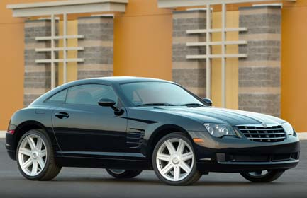 chrysler crossfire coupe-pic. 2