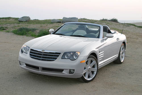 chrysler crossfire roadster limited-pic. 1
