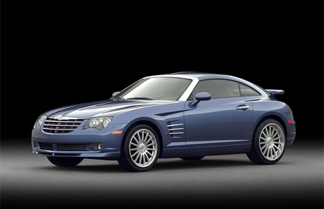 chrysler crossfire srt-6 coupe-pic. 1