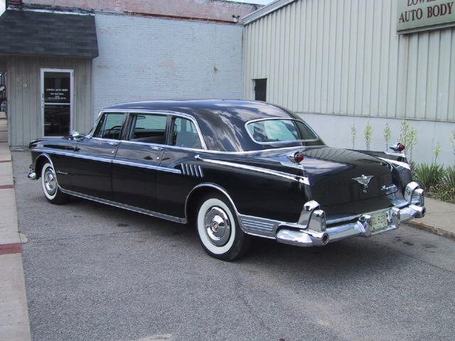 chrysler crown imperial limousine #0