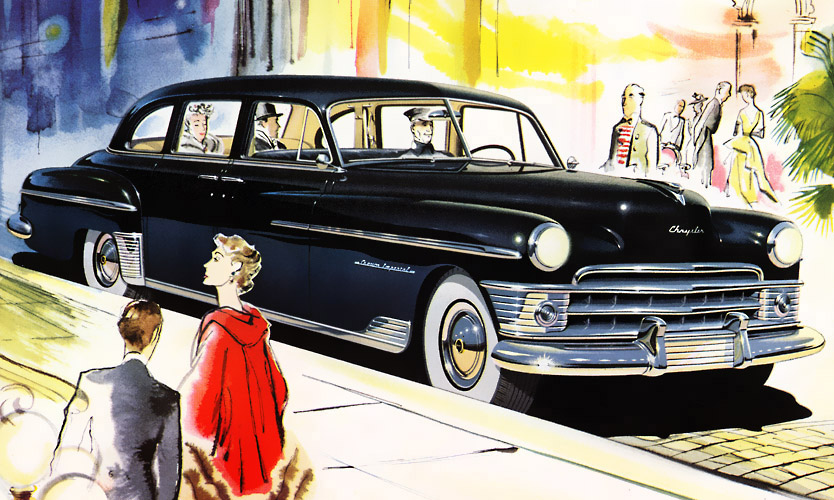 chrysler crown imperial limousine #1
