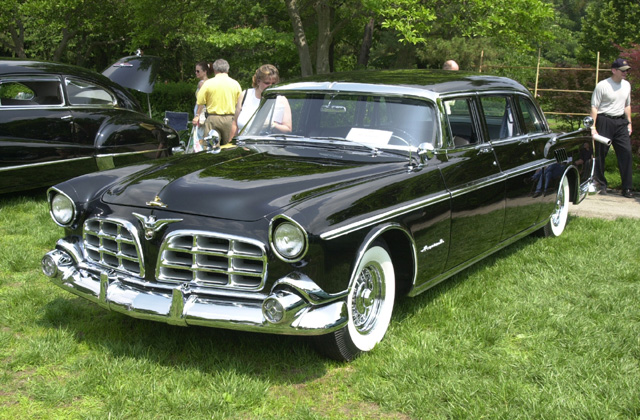 chrysler crown imperial limousine #5