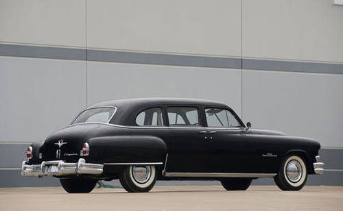 chrysler crown imperial limousine #8