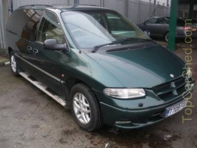 chrysler grand voyager 3.3 lx-pic. 2