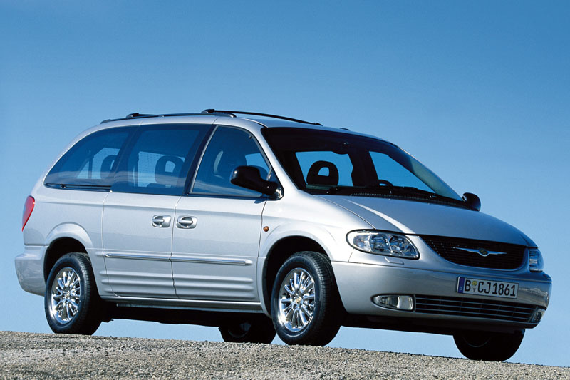 chrysler grand voyager 3.3 v6 awd #1