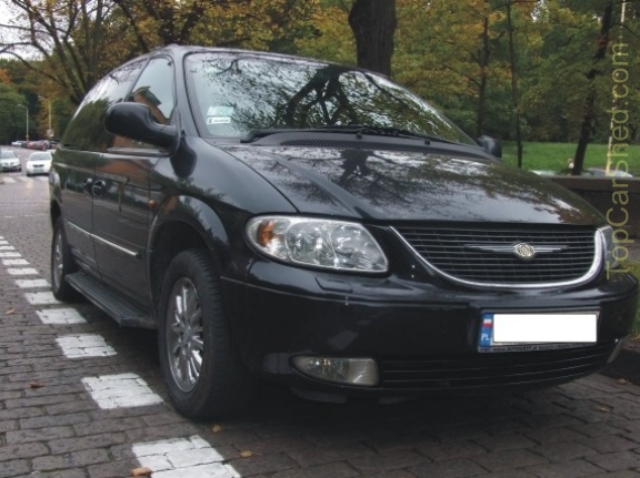 chrysler grand voyager 3.3 v6 awd #2