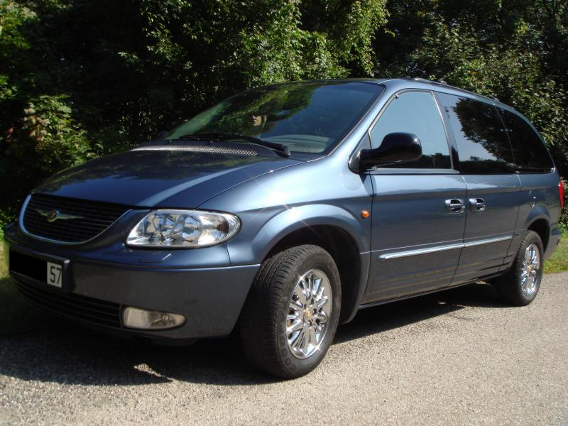 chrysler grand voyager 3.3 v6 awd #3