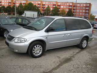 chrysler grand voyager 3.3 v6 awd #4