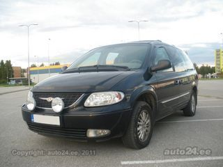 chrysler grand voyager 3.3 v6 awd #5