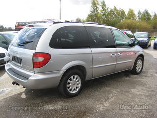 chrysler grand voyager 3.3 v6 awd #8