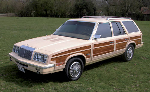 chrysler lebaron town & country #1