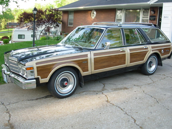 chrysler lebaron town & country #5