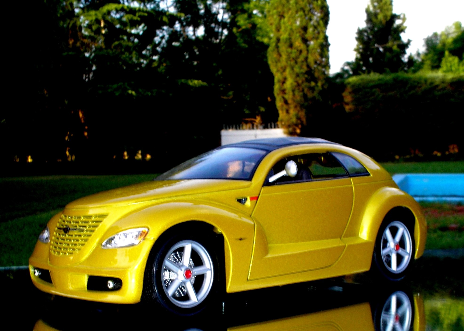 chrysler pronto cruizer #0