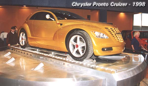chrysler pronto cruizer #6
