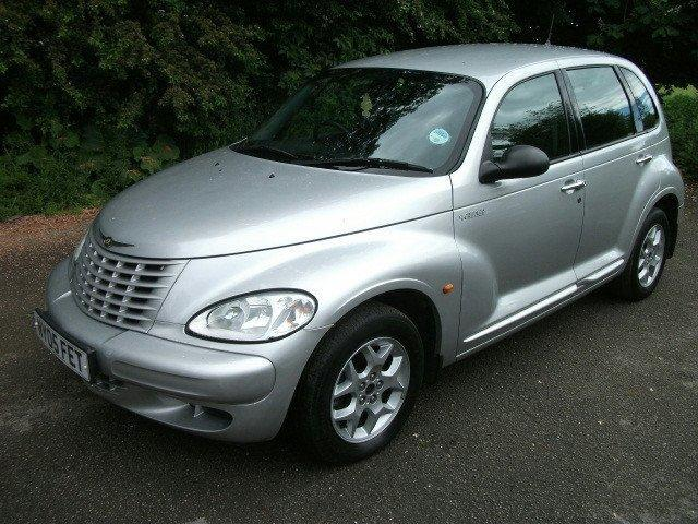chrysler pt cruiser 2 2 crd classic photos and comments. Black Bedroom Furniture Sets. Home Design Ideas