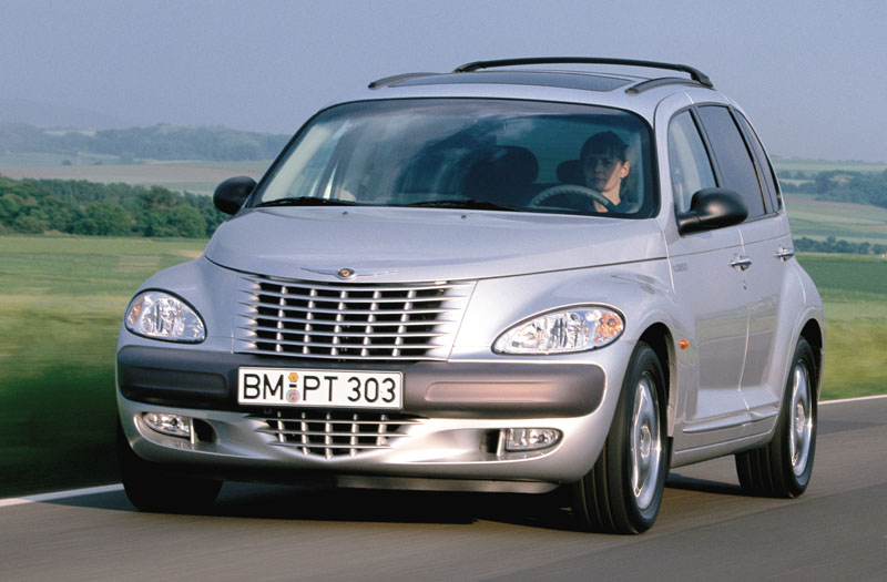 chrysler pt cruiser 2 2 crd limited photos and comments. Black Bedroom Furniture Sets. Home Design Ideas