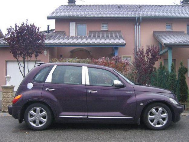 chrysler pt cruiser 2 2 crd touring photos and comments. Black Bedroom Furniture Sets. Home Design Ideas