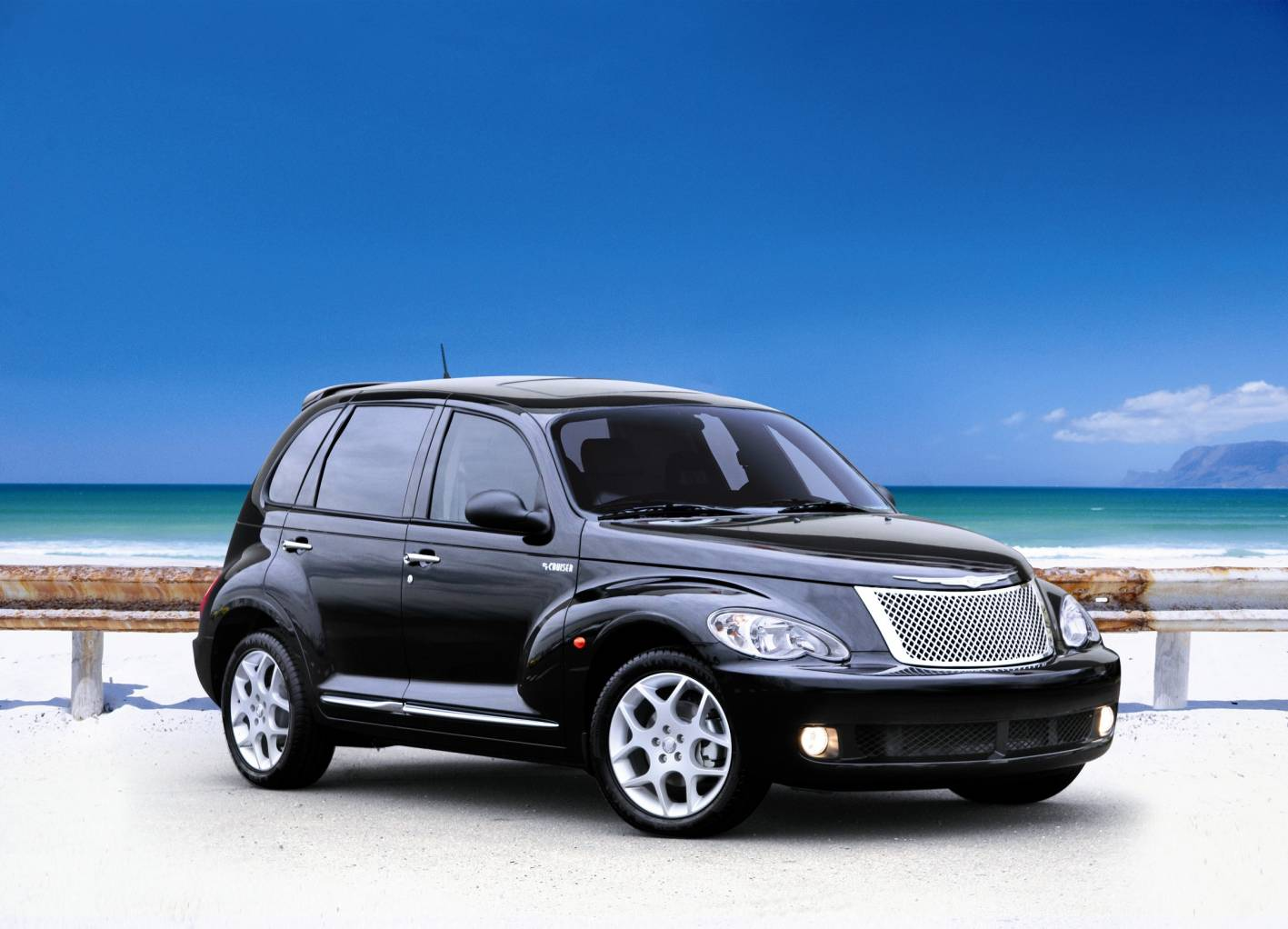 chrysler pt cruiser 2 4 limited edition photos and comments. Black Bedroom Furniture Sets. Home Design Ideas