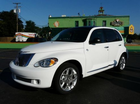 chrysler pt cruiser dream cruiser #0