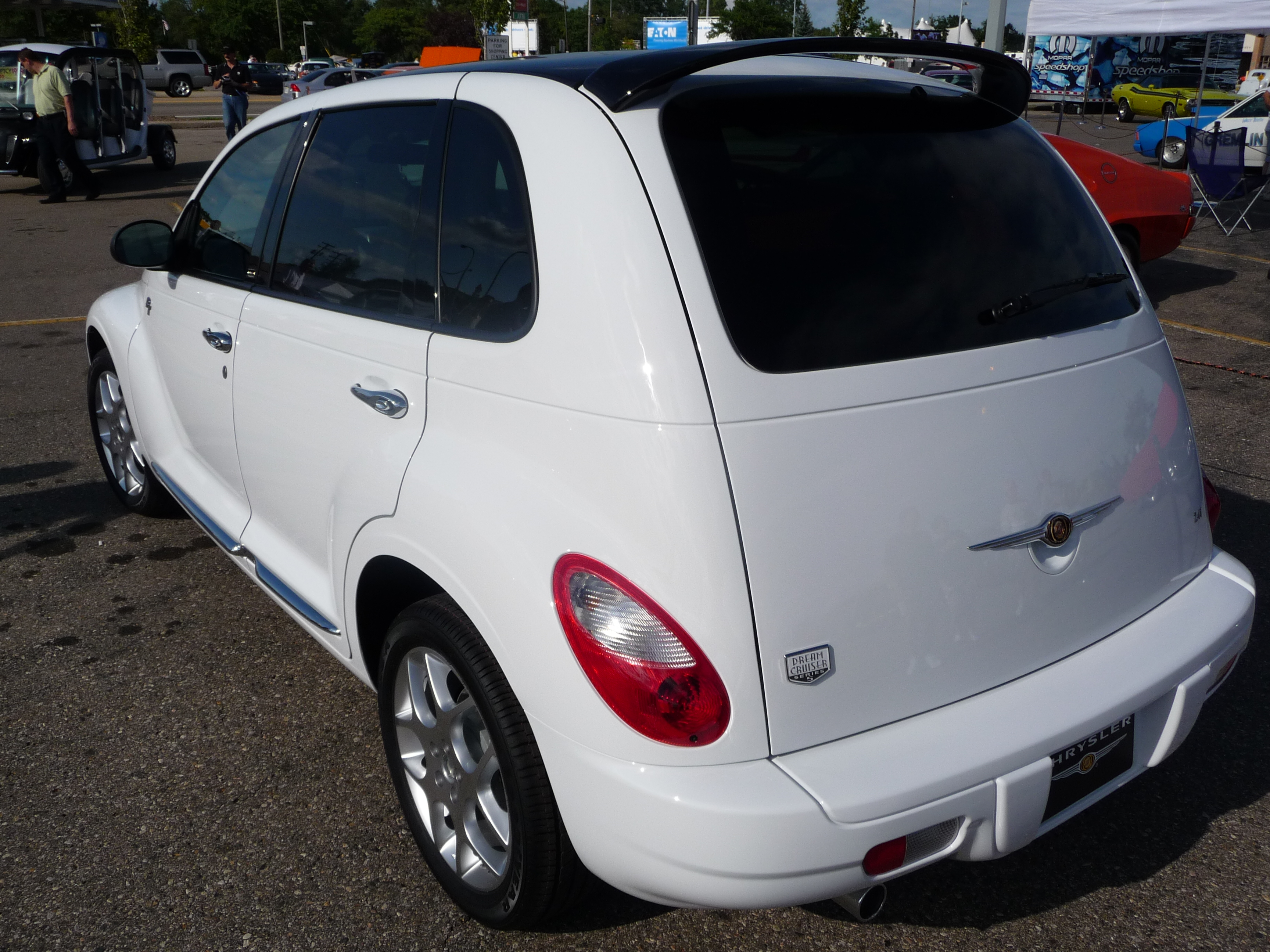 chrysler pt cruiser dream cruiser #1