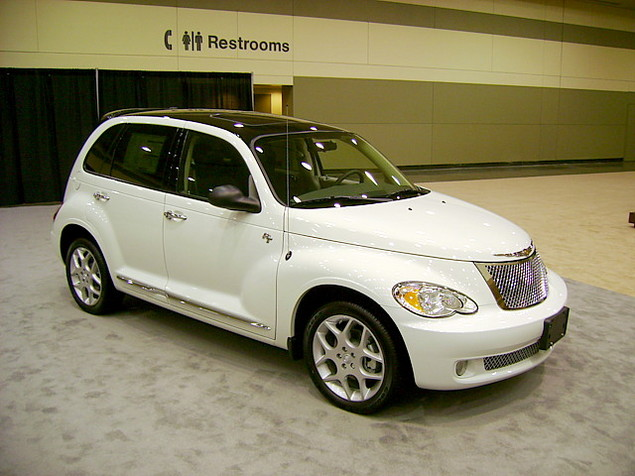 chrysler pt cruiser dream cruiser #6