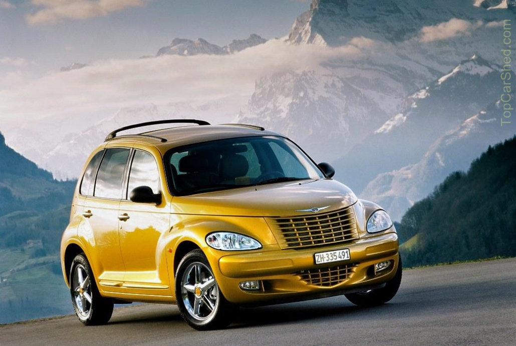 chrysler pt cruiser touring 2 0 photos and comments www. Black Bedroom Furniture Sets. Home Design Ideas