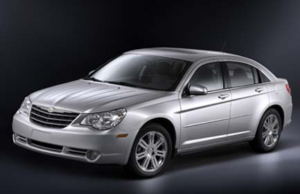 chrysler sebring #0