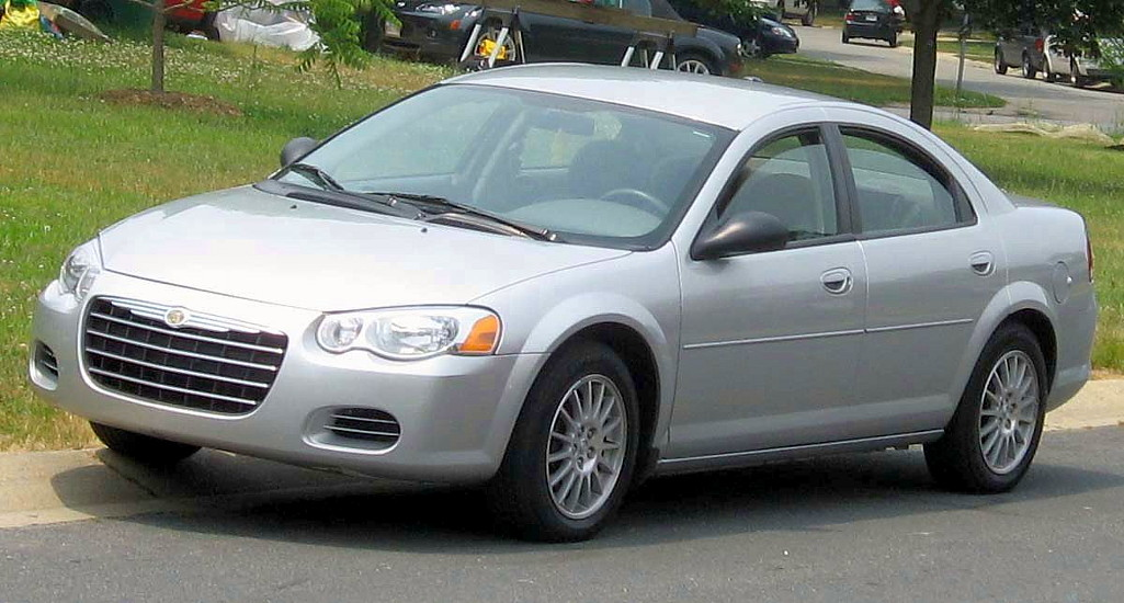 chrysler sebring #8