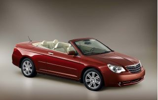 chrysler sebring convertible #0