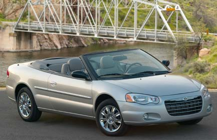 chrysler sebring convertible #1