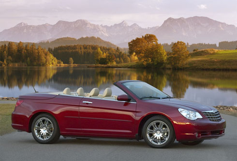 chrysler sebring convertible #3