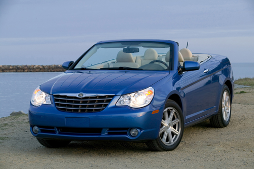 chrysler sebring convertible #4