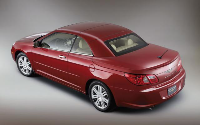 chrysler sebring convertible #6