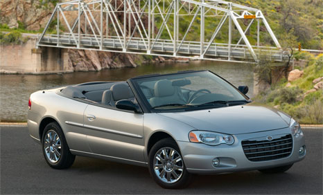 chrysler sebring convertible gtc #2