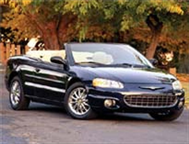 chrysler sebring convertible gtc #5