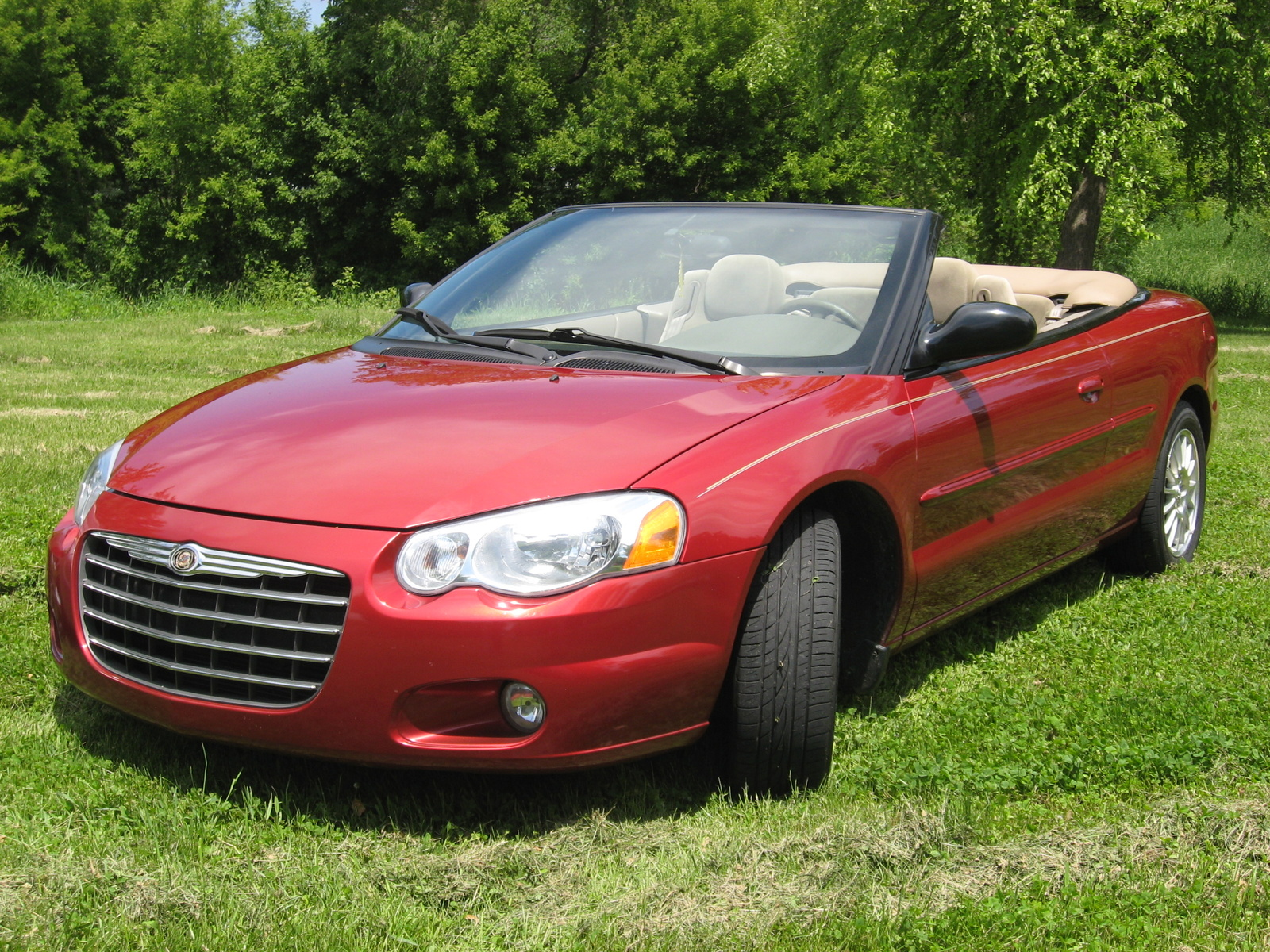 chrysler sebring convertible touring #3