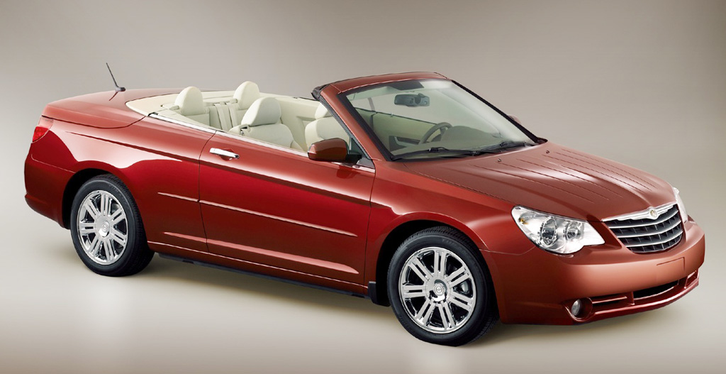 chrysler sebring convertible touring #5