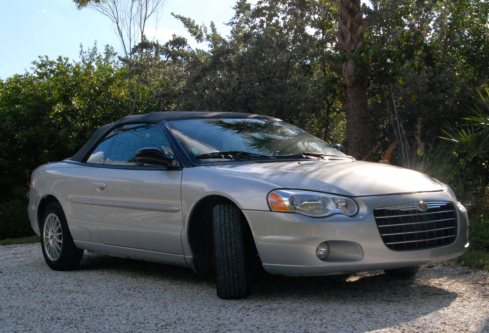 chrysler sebring convertible touring #6
