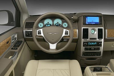 chrysler town & country #2