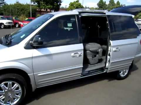 chrysler town & country 3.8 #3