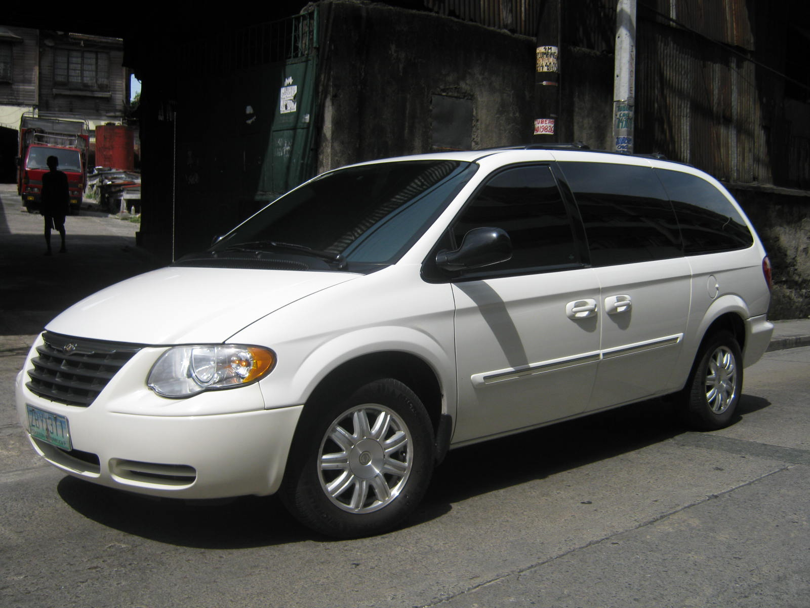 chrysler town & country 3.8 #4