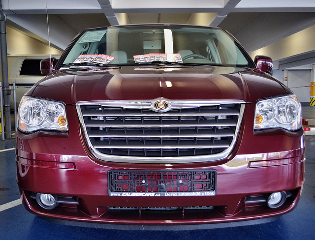 chrysler town & country 3.8 #5