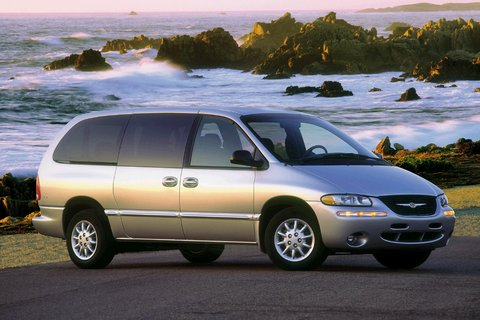 chrysler town & country lx #4