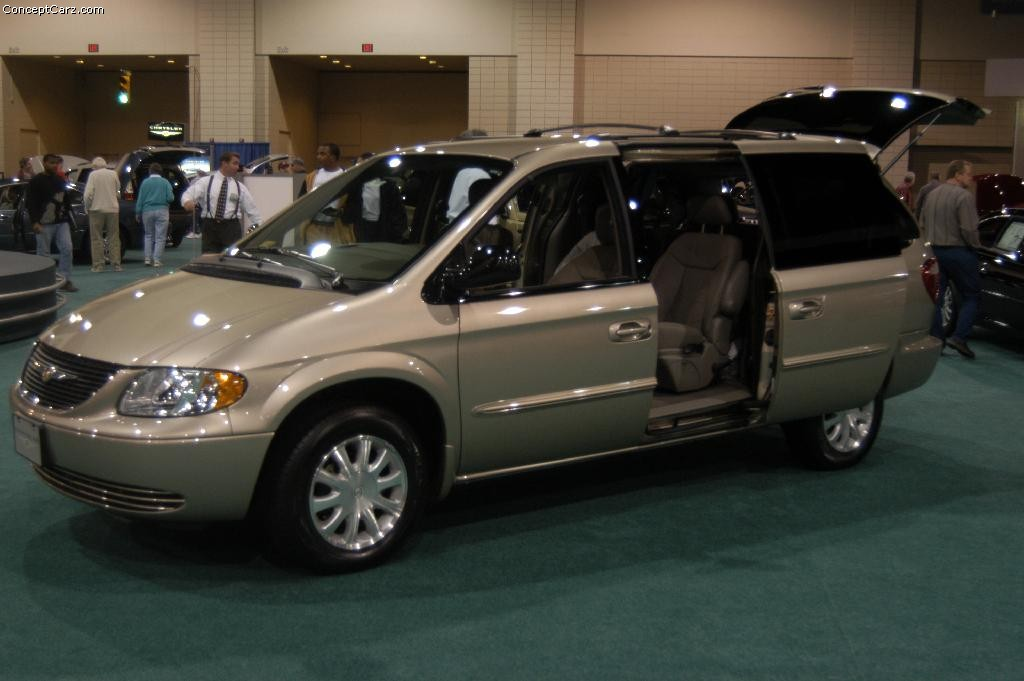chrysler town & country lx #5