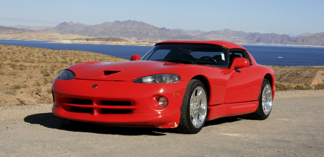 chrysler viper rt/10