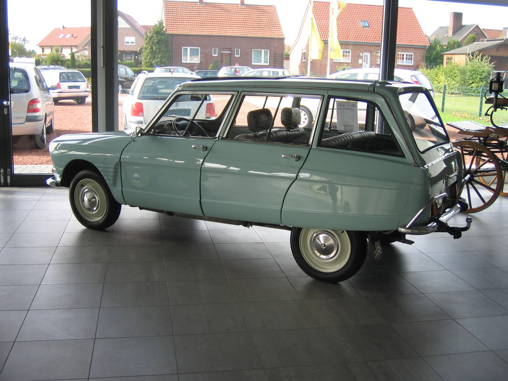 citroen ami 6 break #8
